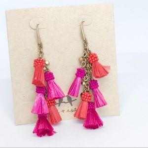 Viva Tassel Earrings